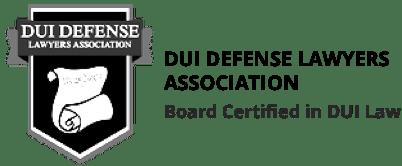 DUI Defense Lawyers Association Board Certified