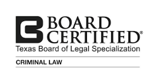 Texas Board of Legal Specialization in Criminal Defense
